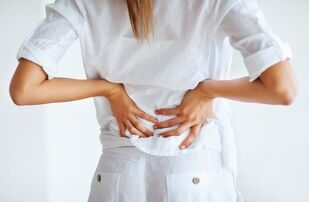 causes of back pain in the lower back